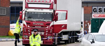 Essex lorry deaths: Police identify all 39 Vietnamese victims