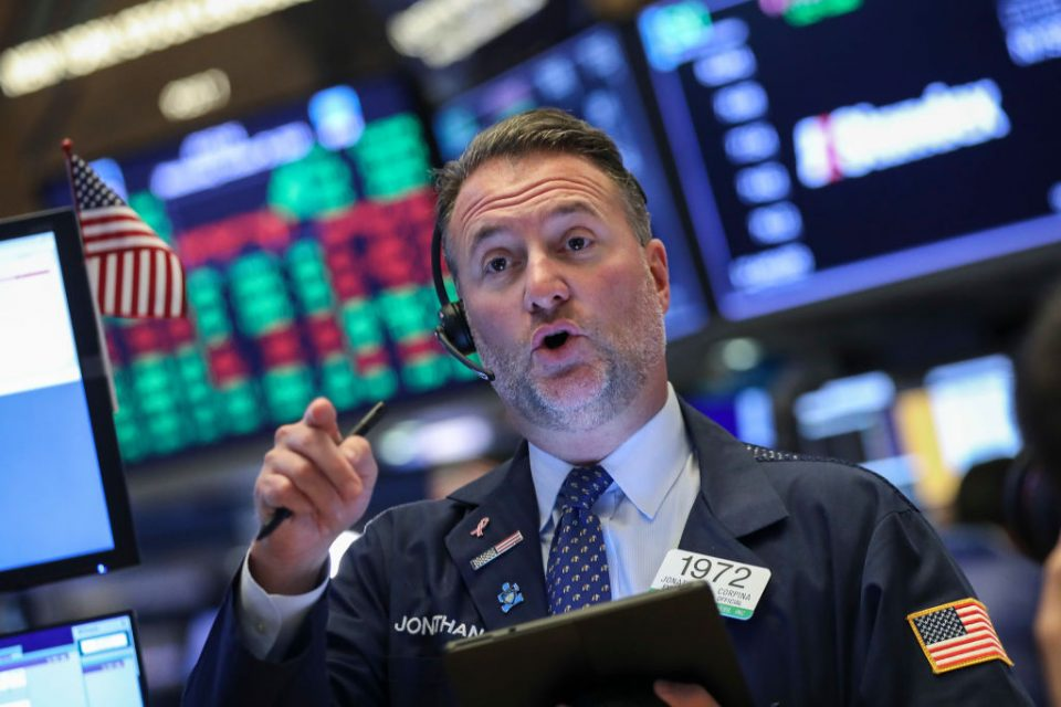 US stock markets hit all-time highs on trade war optimism