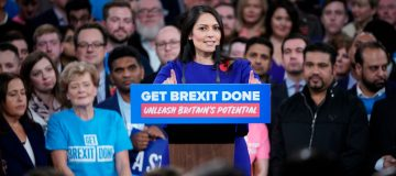 General Election 2019: Priti Patel hammers Labour over immigration as party splits on free movement