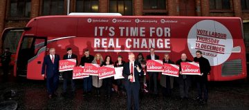 Labour experiences a 'sophisticated' cyber attack