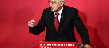 John McDonnell says Labour will break up Big Four 'cartel'