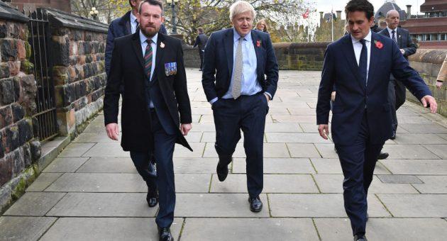 Boris Johnson will pledge to end 'Brexit groundhog day'