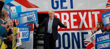 Boris Johnson too woo businesses with extensive tax breaks