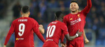 Liverpool v Genk: Alex Oxlade-Chamberlain ready to grasp his chance in Jurgen Klopp's midfield