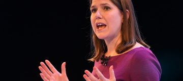 Jo Swinson says Lib Dems are 'new party of business'