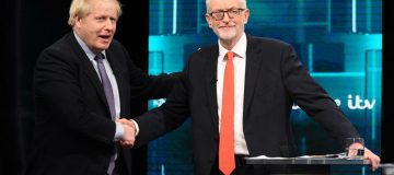 General Election 2019: Corbyn and Johnson tie in lacklustre TV debate
