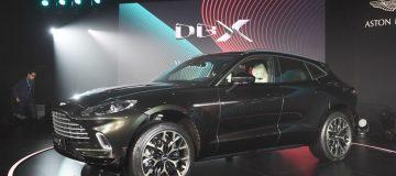 Aston Martin reveals move into SUV market with critical DBX model