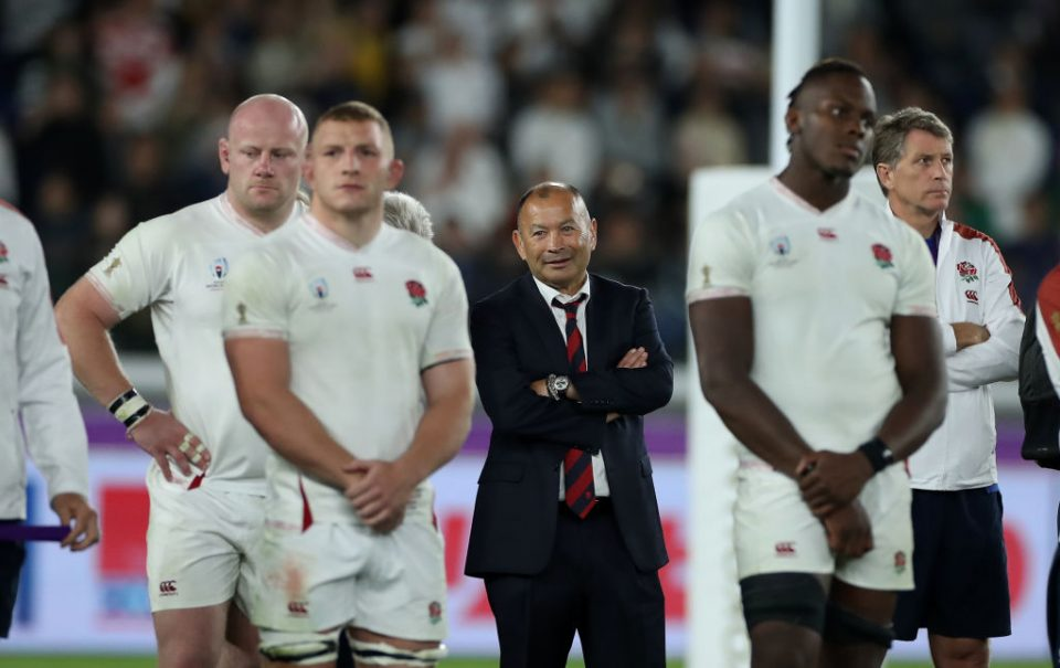 latest fashion where to buy biggest discount Eddie Jones's future a key part of England's next four-year ...