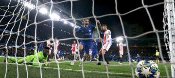 Chelsea 4-4 Ajax: Fans get their money's worth in relentless, epic clash at Stamford Bridge