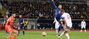 Kosovo 0-4 England: Winks impresses at No8, Rashford explodes off the bench, Kane scores again