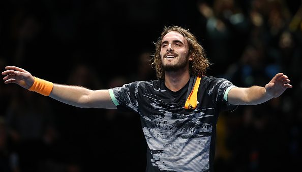 Stefanos Tsitsipas: Why the charismatic, gangly Greek likened to Bjorn Borg is the man most likely to challenge Federer, Nadal and Djokovic
