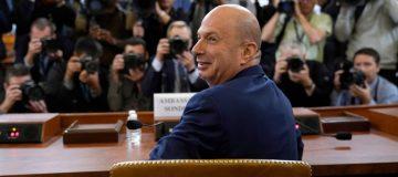 Trump inquiry: There was 'quid pro quo' in Ukraine call, ambassador says