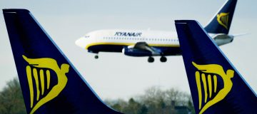 A Spanish court has labelled Ryanair's hand luggage fee 'abusive'