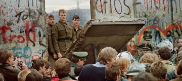 The Berlin Wall is not just a piece of history – the manner of its crumbling contains lessons for the present