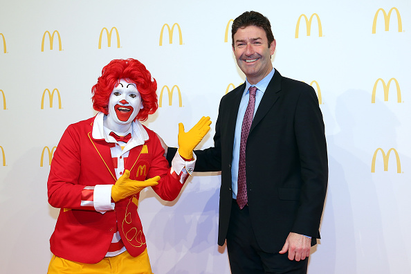 DEBATE: Was MacDonald's right to sack its chief executive for a consensual relationship with an employee? - CityAM