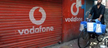 Vodafone threatens to withdraw from India amid dispute over taxes