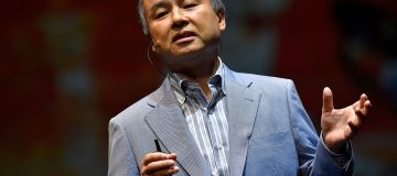 Softbank founder Masayoshi Son saw his firm suffer a $6.4bn loss after his investment in Wework soured