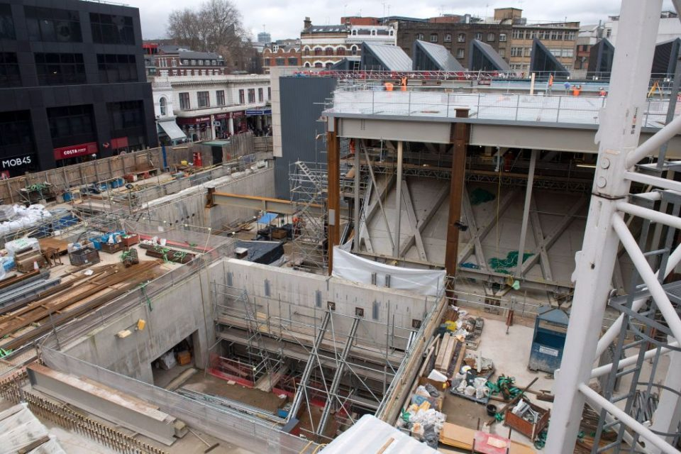 Crossrail to pay out millions more to firm hired to keep project on track - CityAM