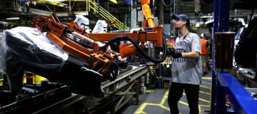 US factory orders fall in September as trade war bites