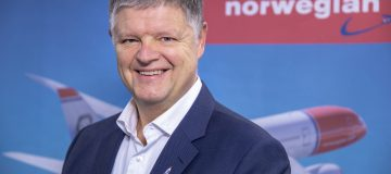 Norwegian Air appoints new chief executive to lead it back to profit