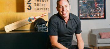 Jason Traub, co-founder of 23 Capital