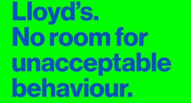 Lloyd's of London poster