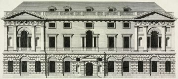 Spencer House, a townhouse in London