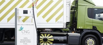 CNG Fuels to offer first carbon neutral fuels for HGVs