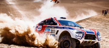 Why pursuing my side hustle as a rally car driver helped me get promoted