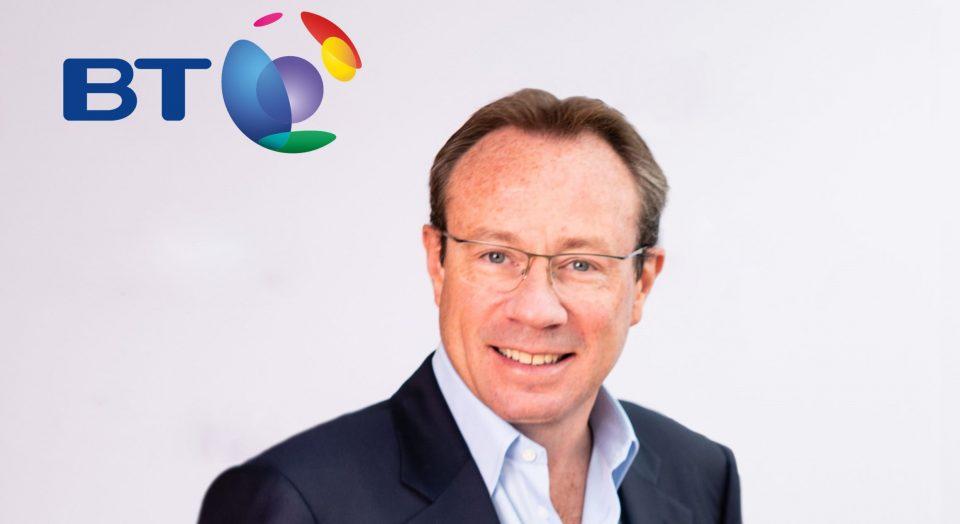 BT CEO Philip Jansen (Photo credit: BT)