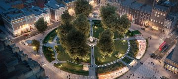 Plans unveiled for £100m underground development in West End
