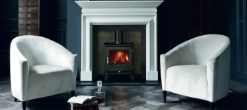 Chesney wood burning stove