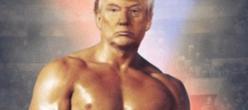 Trump Rocky body