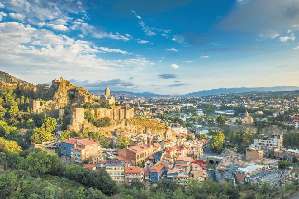 48 Hours In Tbilisi: A guide to getting the most out of the capital of Georgia