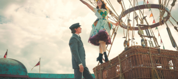 The Aeronauts film review: Felicity Jones shines in this good old-fashioned adventure
