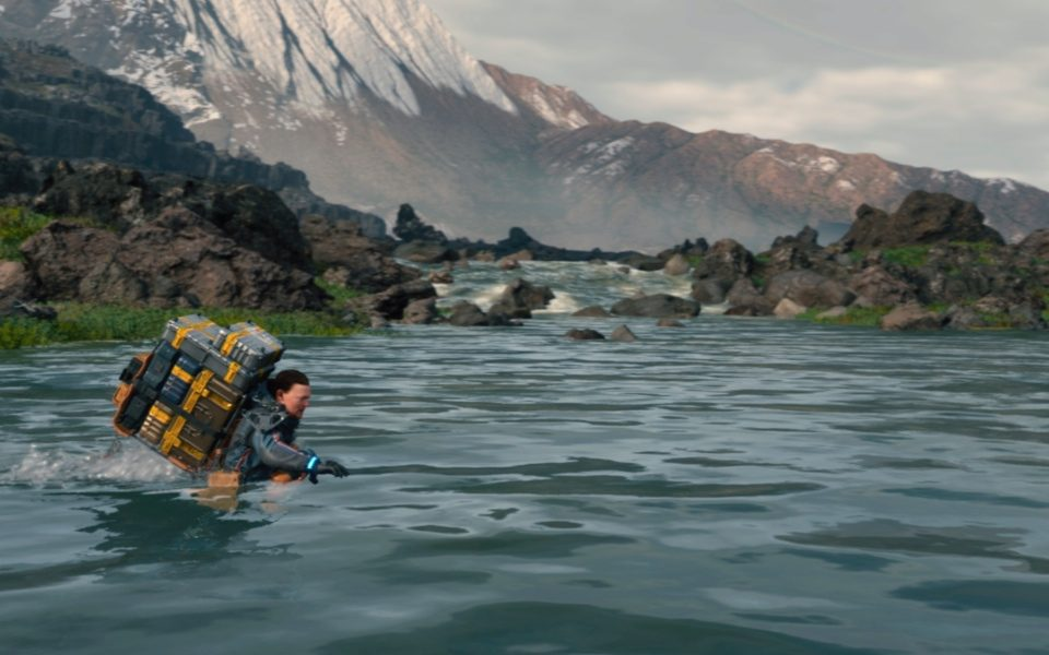Death Stranding review: Hideo Kojima's game about delivering parcels hits dizzying highs and terrible lows - CityAM