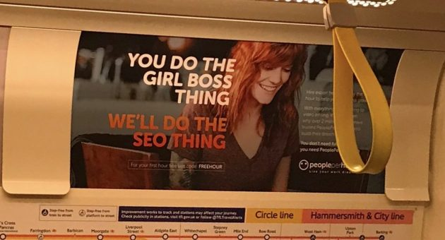 Parity denied: Why 'Girl Boss' ad is the last thing women need to succeed
