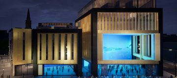 Outernet to unveil 'world's largest' LED screen deployment