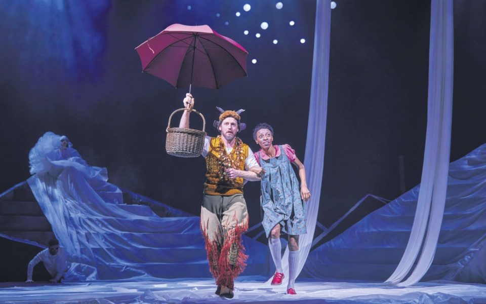 The Lion, the Witch and the Wardrobe at Bridge Theatre review: Perfect family fun - CityAM