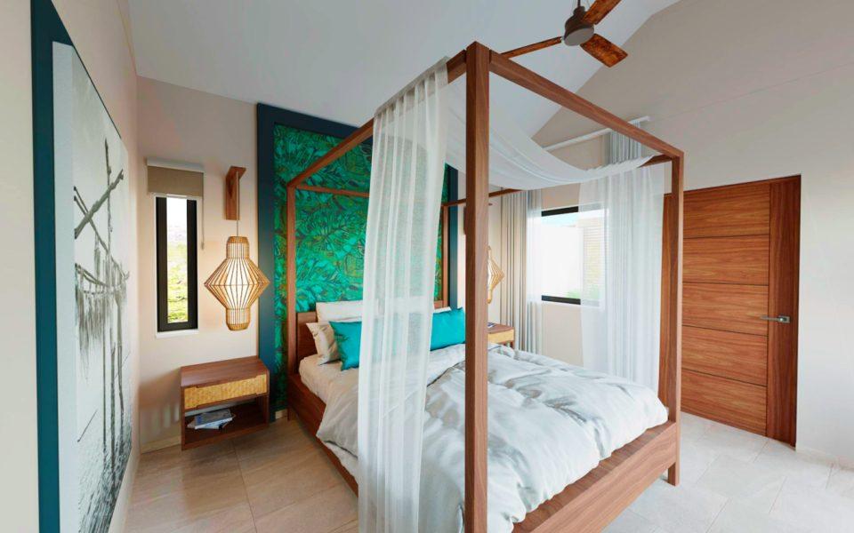 Luxury eco accommodation at Tekoma