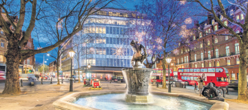 Property focus on Sloane Square: This 1980s hotspot is experiencing a revival