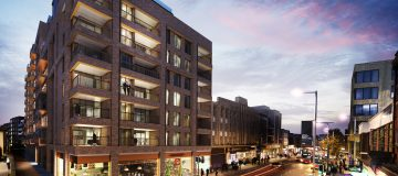 New builds: homes on the market in London this weekend, including a former BHS in Ealing and shared ownership in the Docklands
