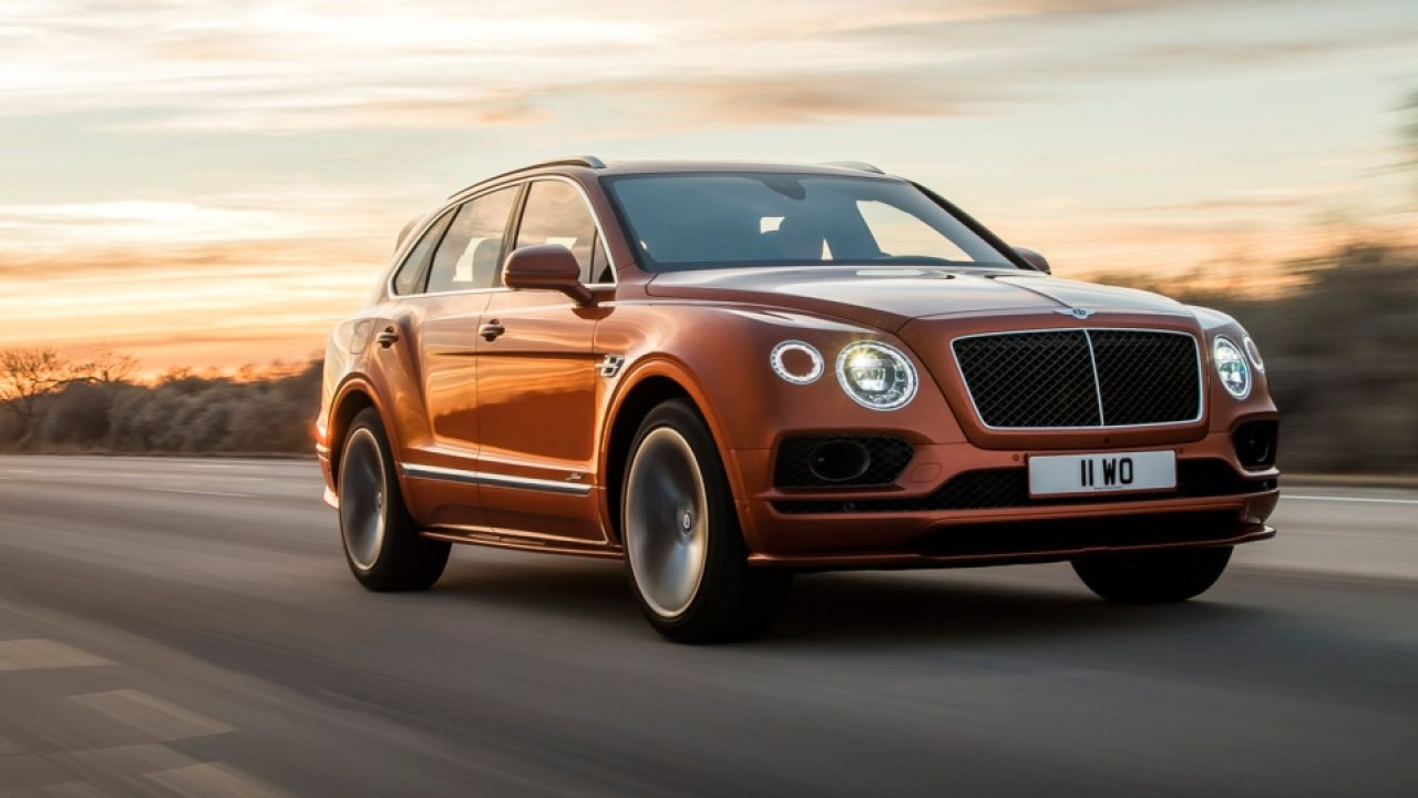 The Bentley Bentayga Speed Is Officially The Fastest Suv On Sale But Should You Buy One Cityam Cityam