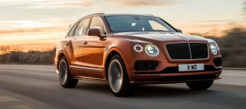 The Bentley Bentayga Speed is the fastest SUV on sale