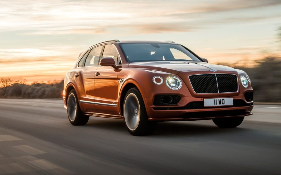 The Bentley Bentayga Speed is officially the fastest SUV on sale. But should you buy one? - CityAM
