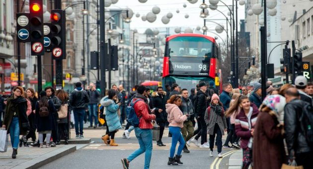 London economy outperforms rest of UK ahead of General Election