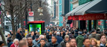BRITAIN-RETAIL-SALES-BOXING DAY