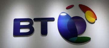 BT shares jump as it dodges Labour nationalisation