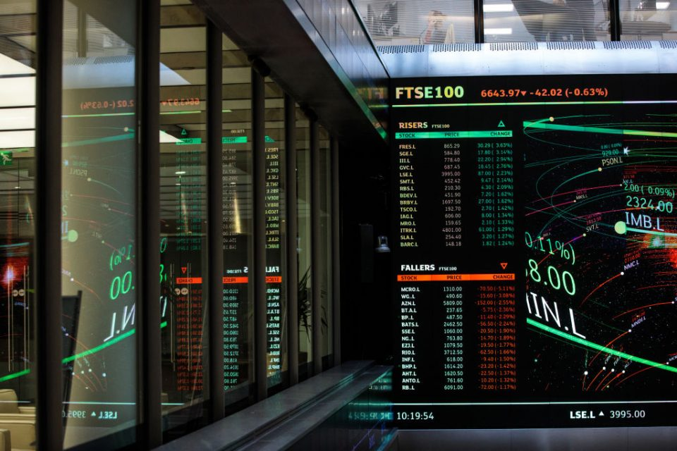 The FTSE 100 has been on the up in recent weeks