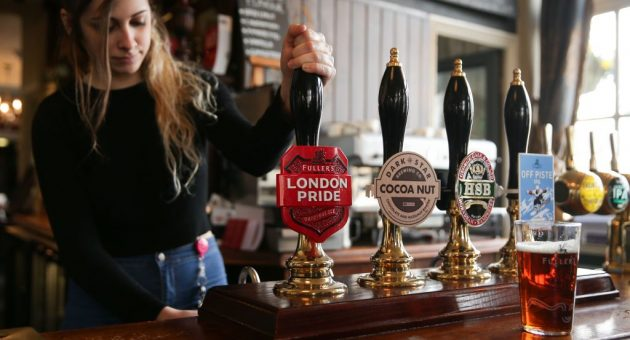 Booze boom: UK pub numbers grow for the first time in a decade